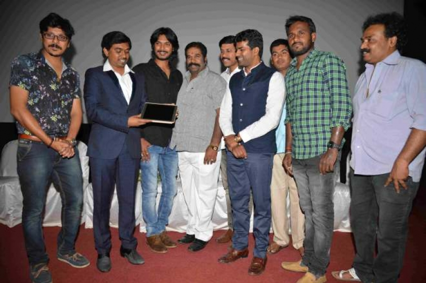 Relay Press Meet Photos
