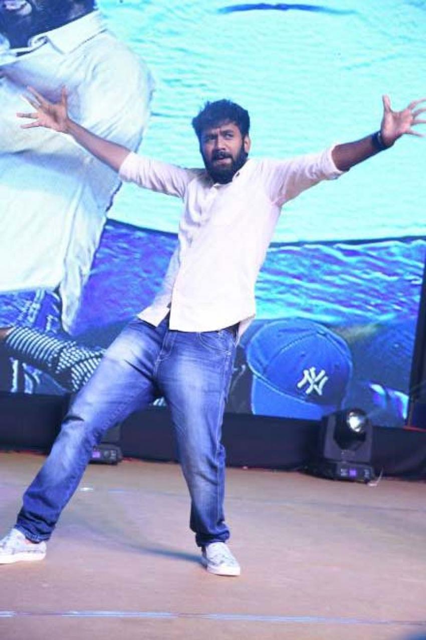 Mahanubhavudu Pre Release Function Photos