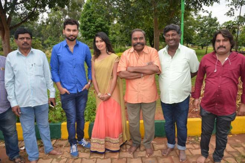 Munnade Press Meet Photos