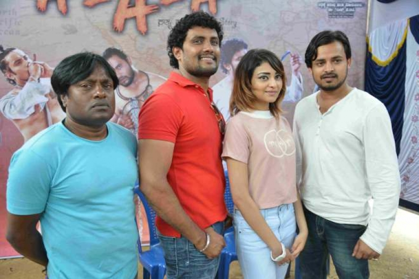 A2 A2 A Press Meet Photos