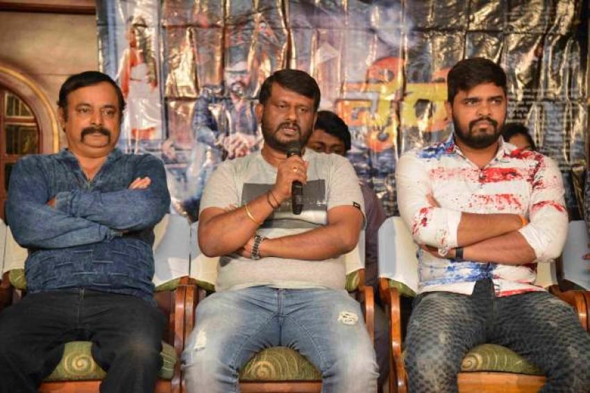 Vaira Press Meet Photos