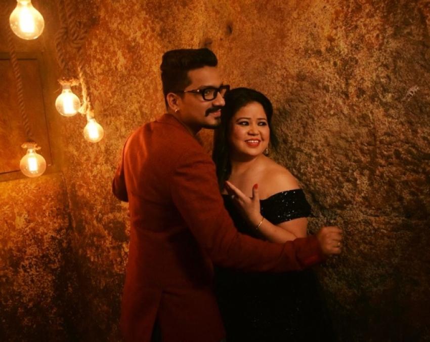 Bharti Singh & Haarsh Limbachiyaa Pre Wedding Photoshoot Photos