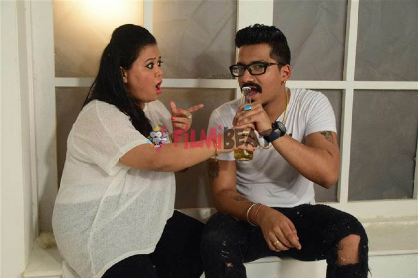Bharti Singh And Harsh Limbachiyaa's Romantic Pre-Wedding Shoot Photos
