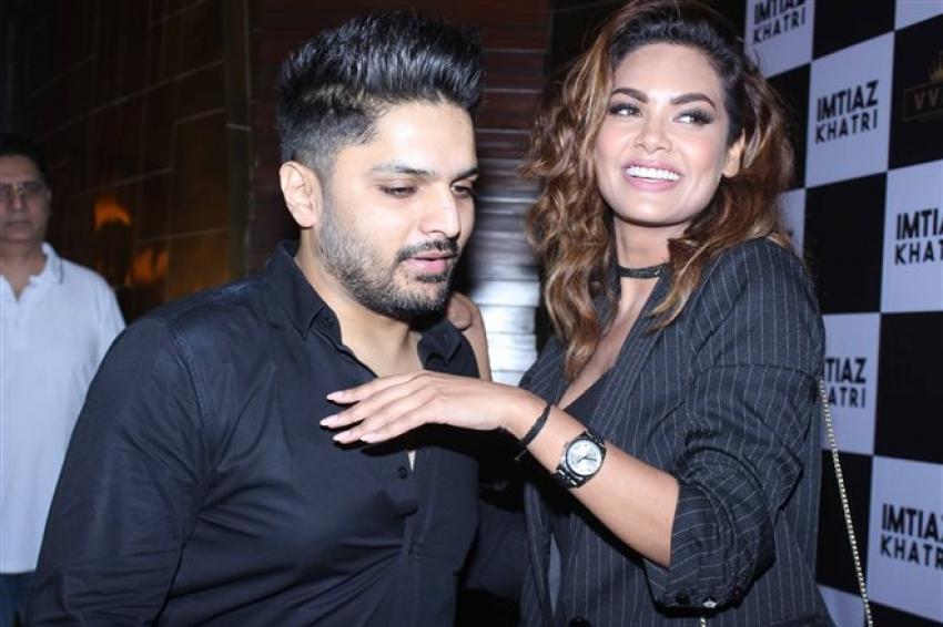 Bollywood Celebs At Imtiaz Khatri Birthday Bash Photos