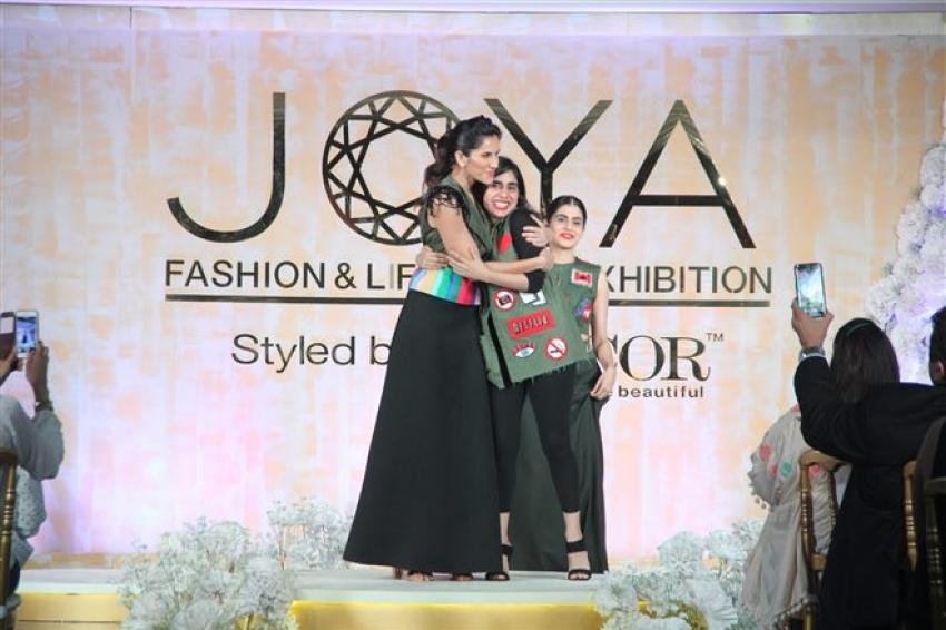 Bollywood Celebs At Joya Fashion Show