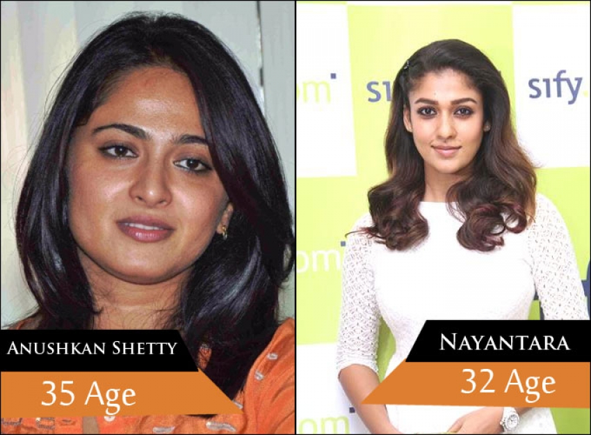 Celebrities Having Almost Same Age But It Doesn't Look Like Photos