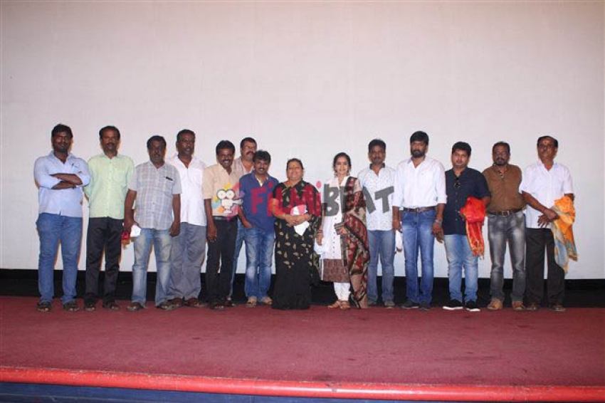 Celebrities At Oru Kanavu Pola Movie Special Screening Photos