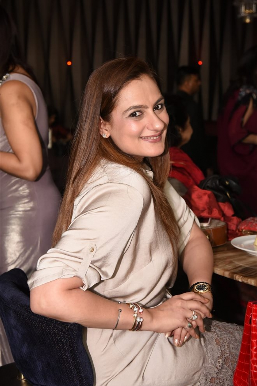 Celebs At Rebecca Dewan New Collection Launch Photos