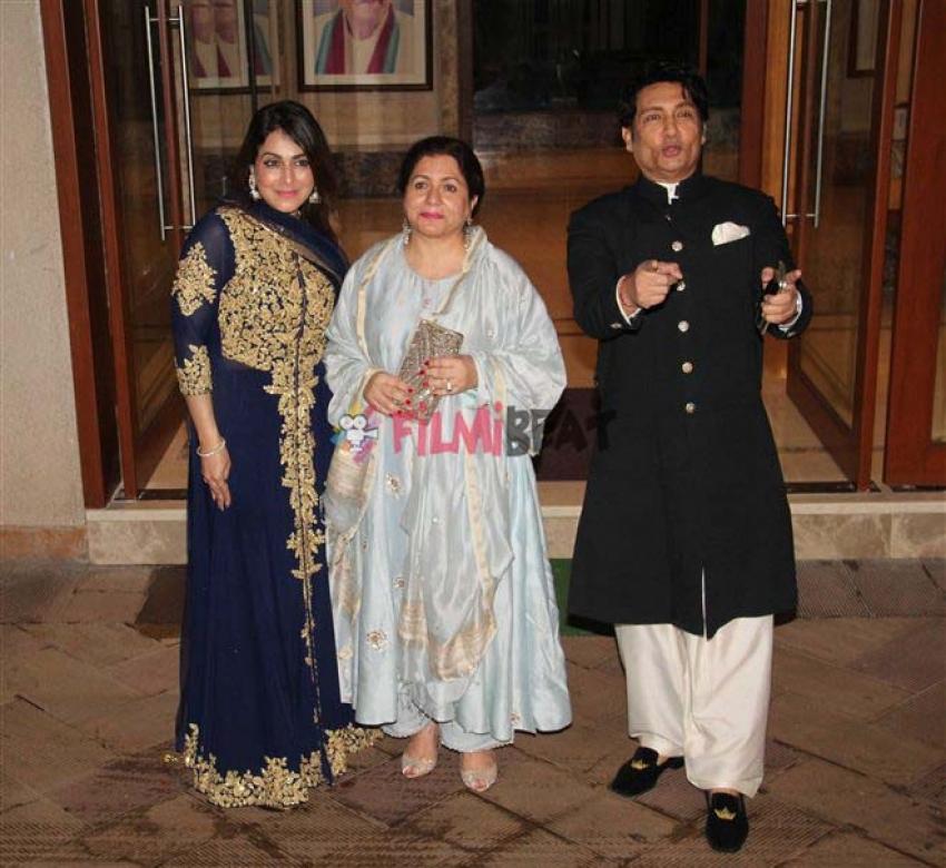 Celebs At Sanjay Dutt House Party Photos