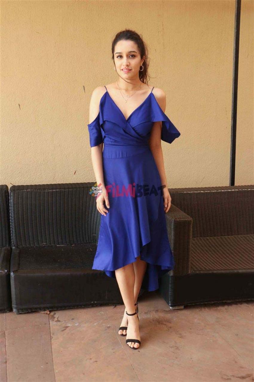 Haseena Parkar Movie Promotion In Mumbai Photos