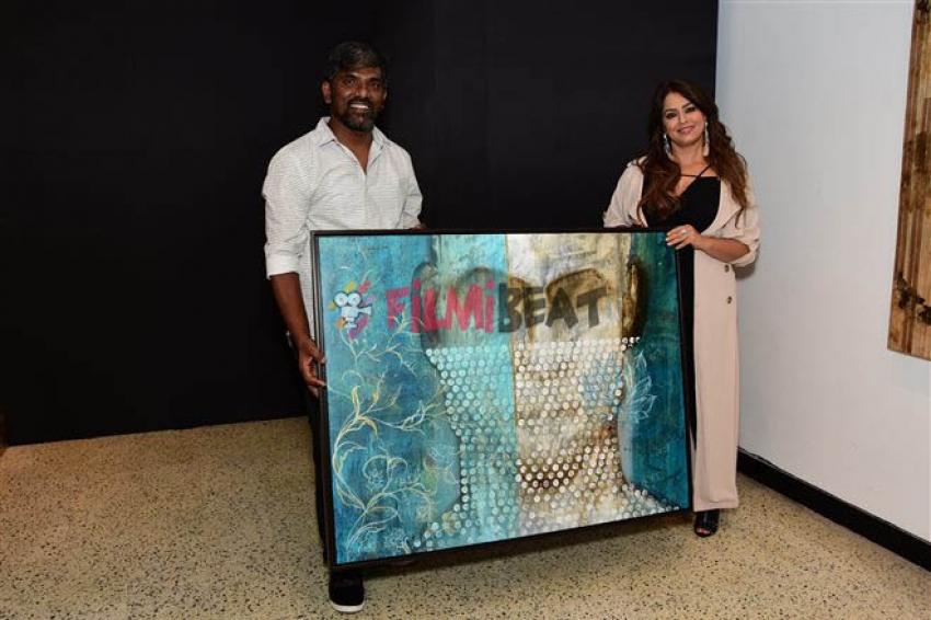 Inaugration Of Artist Mallikarjun Katke Show Me At Jehangir Art Gallery Photos