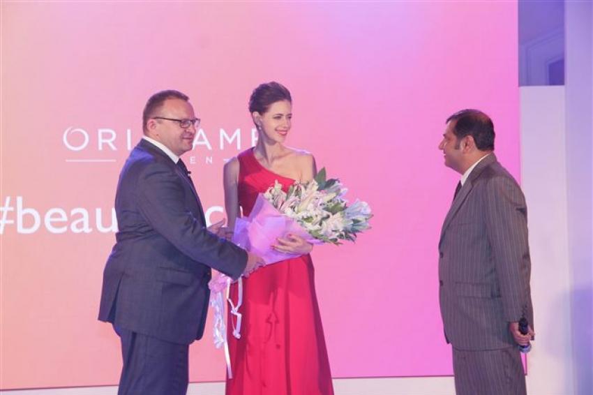 Kalki Koechlin At Ori Flame Launch Photos