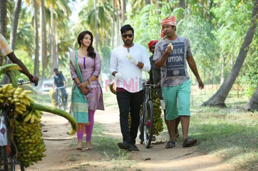 Mahanubhavudu Photos