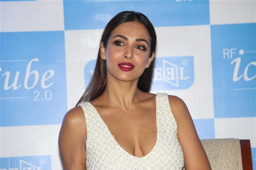 Malaika Arora At Richfeel Trichology Press Conference Photos