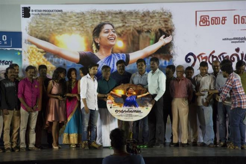 Nedunalvaadai Audio Launch Photos