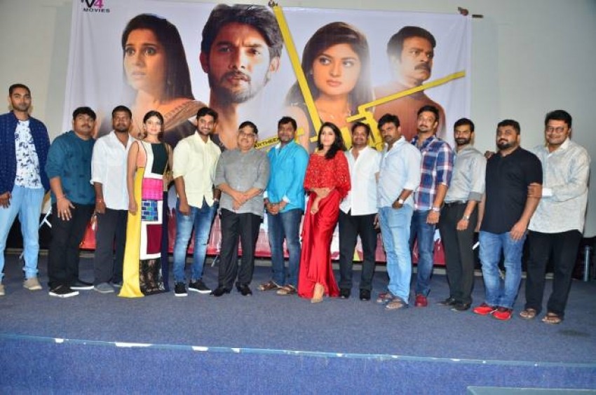 Next Nuvve Press Meet Photos