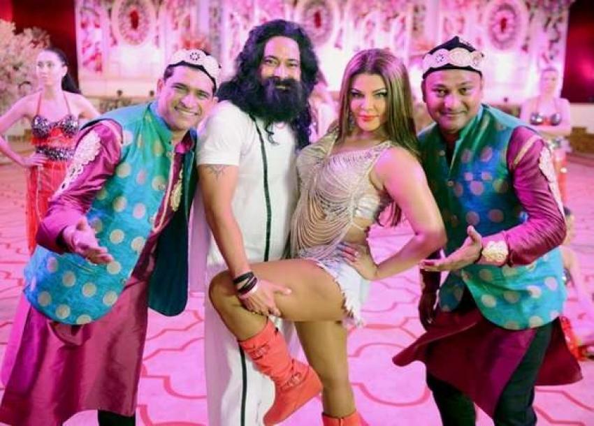 Rakhi Sawant Playing Honeypreet Ram Rahim Movie Photos