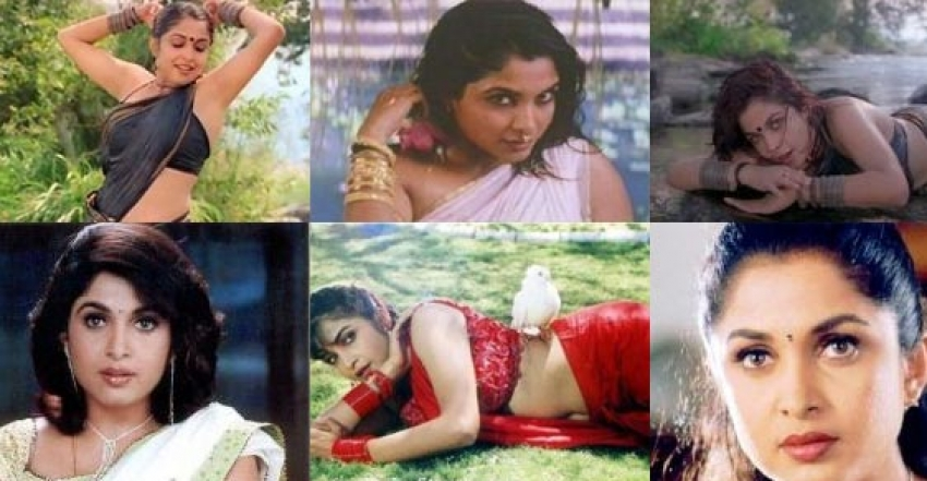 Ramya Krishnan Unseen Photos
