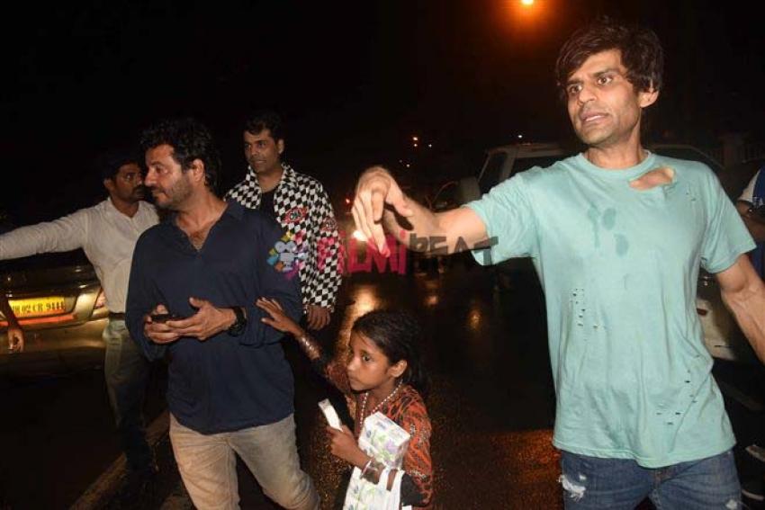 Ranbir, Arjun, Varun, Aditya,Ileana Party Together Photos