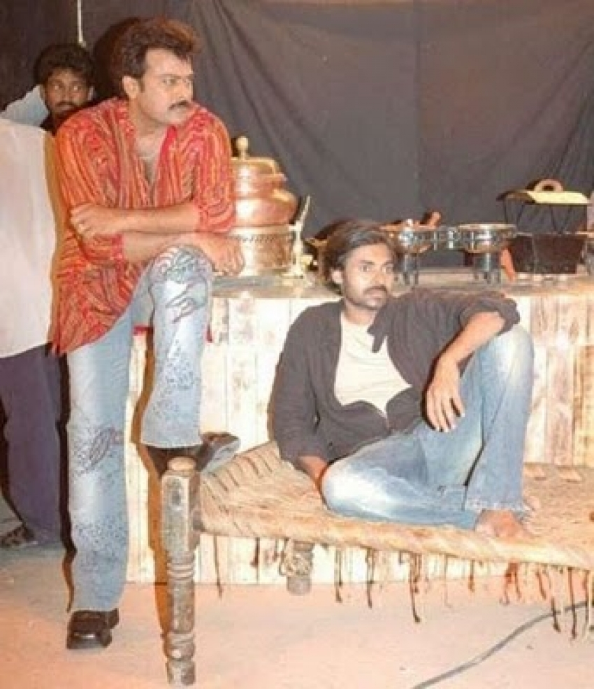 Rare Pics Of Tollywood Actor Pawan Kalyan Photos
