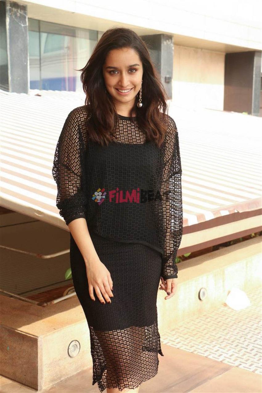 Shraddha Kapoor Ankur Bhatia & Siddhanth Kapoor Promote Haseena Parkar Photos