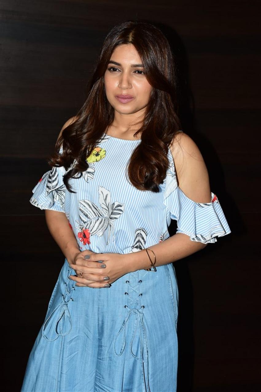 Shubh Mangal Saavdhan Movie Promotion At Mumbai Photos