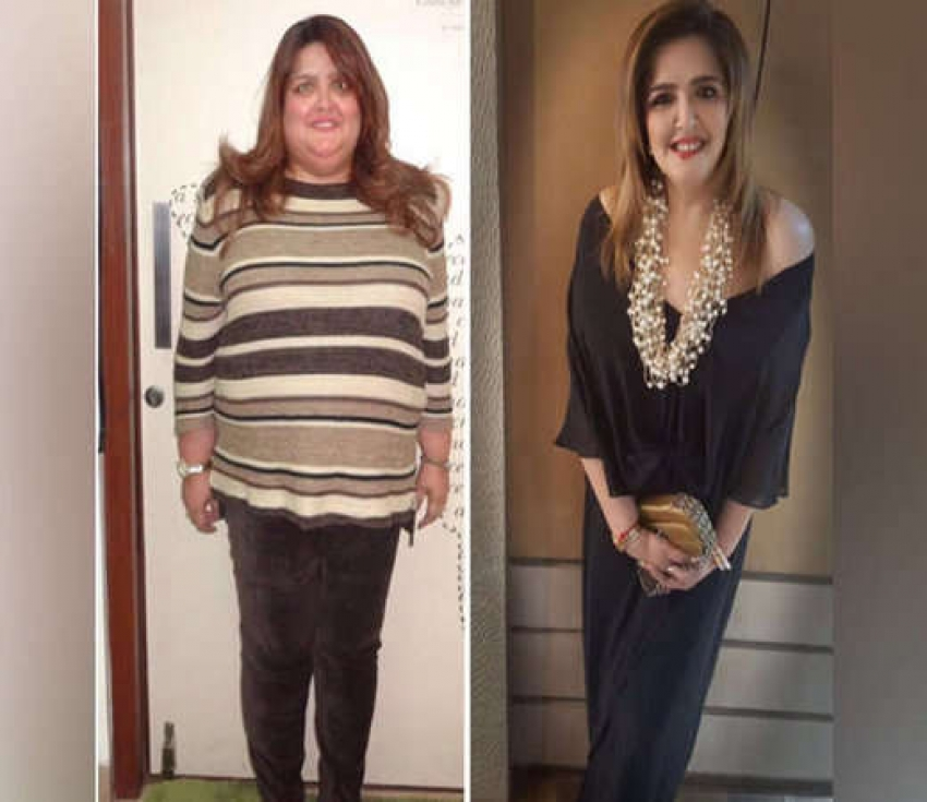 Sunaina Roshan Transformation, Battled From Cancer & Depression Photos
