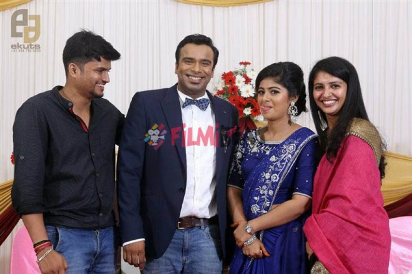 Swathy Narayan Actress Marriage Photos