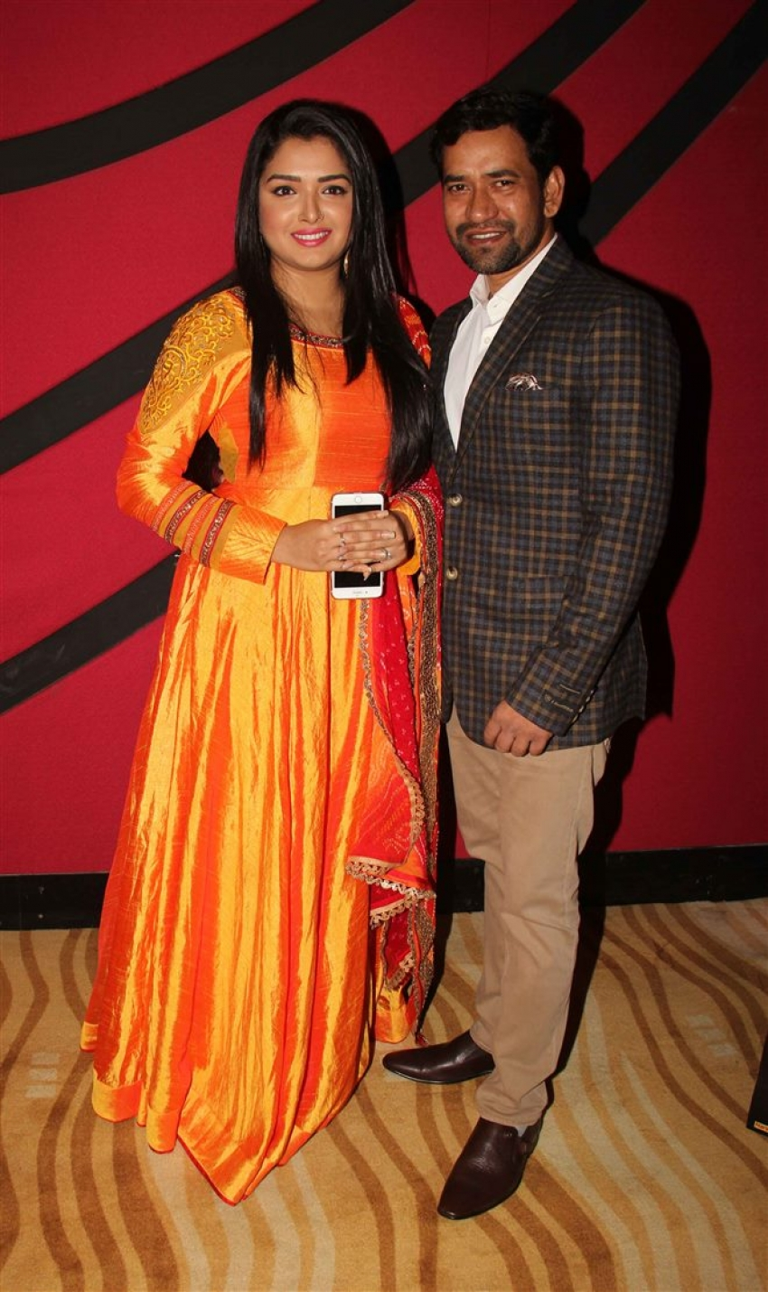 Trailer Launch Of Film Kashi Amarnath Photos