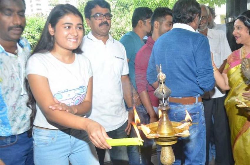 100% Kaadhal Movie Launch and Press Meet