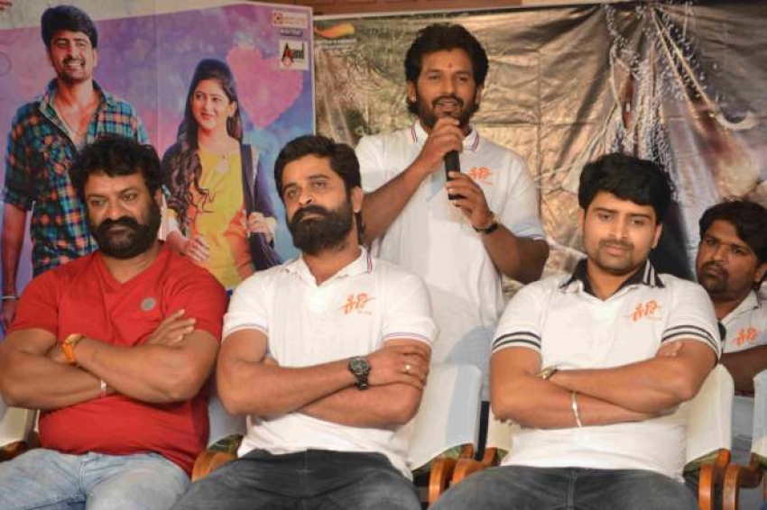 Kidi Press Meet Photos