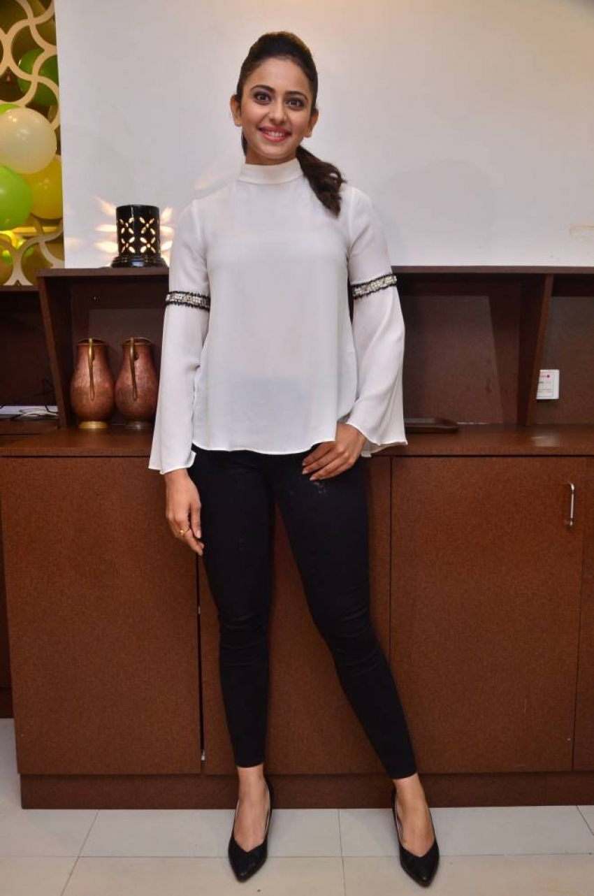 Celebs at Manchu Lakshmi's Junior Kuppanna Restaurant Launch Photos