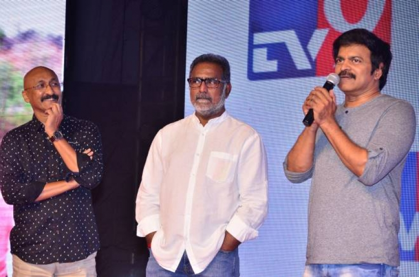 Next Nuvve Audio Release Photos