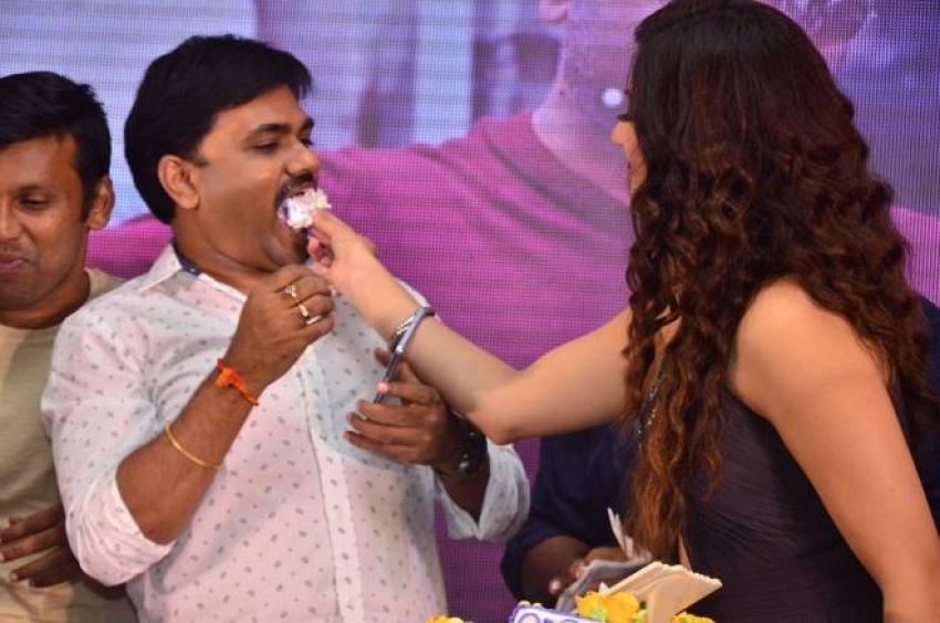 Mahanubhavudu Sucess Meet Photos