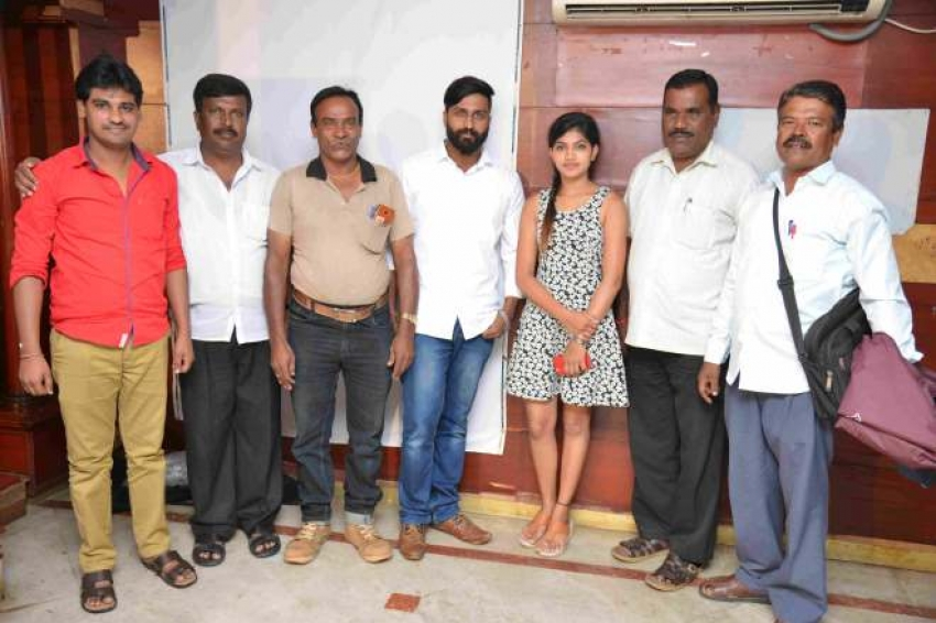 Swalpa Tiklu Puklu Press Meet Photos