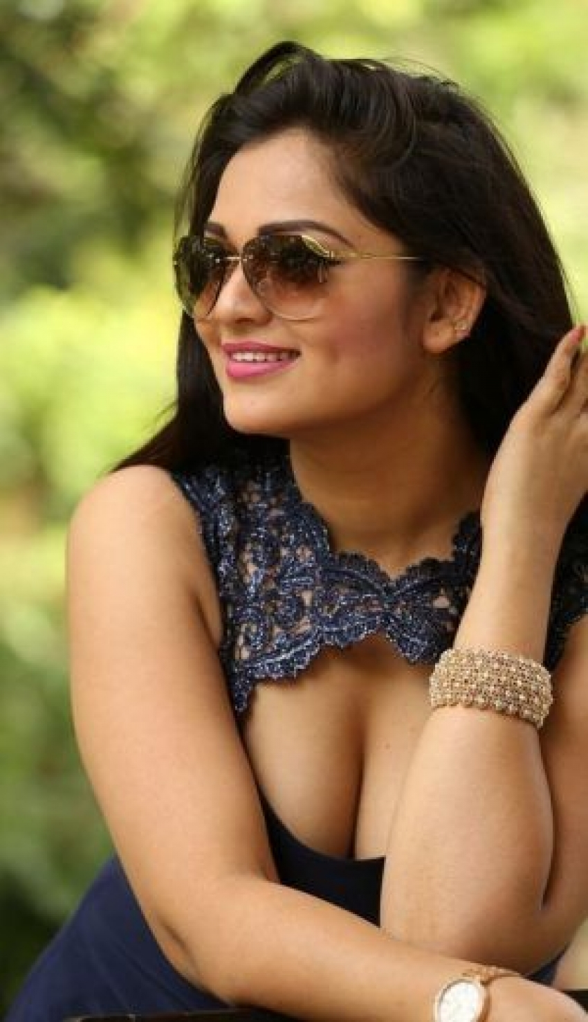 Actress Ashwini Latest Glam Photos