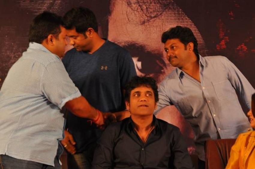 Raju Gari Gadhi 2 Pre Release Event