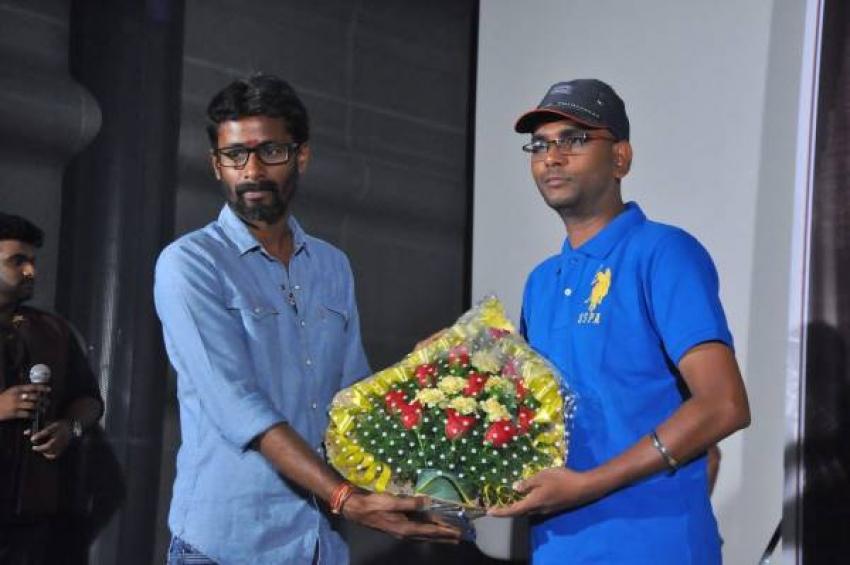 Indrasena Press meet