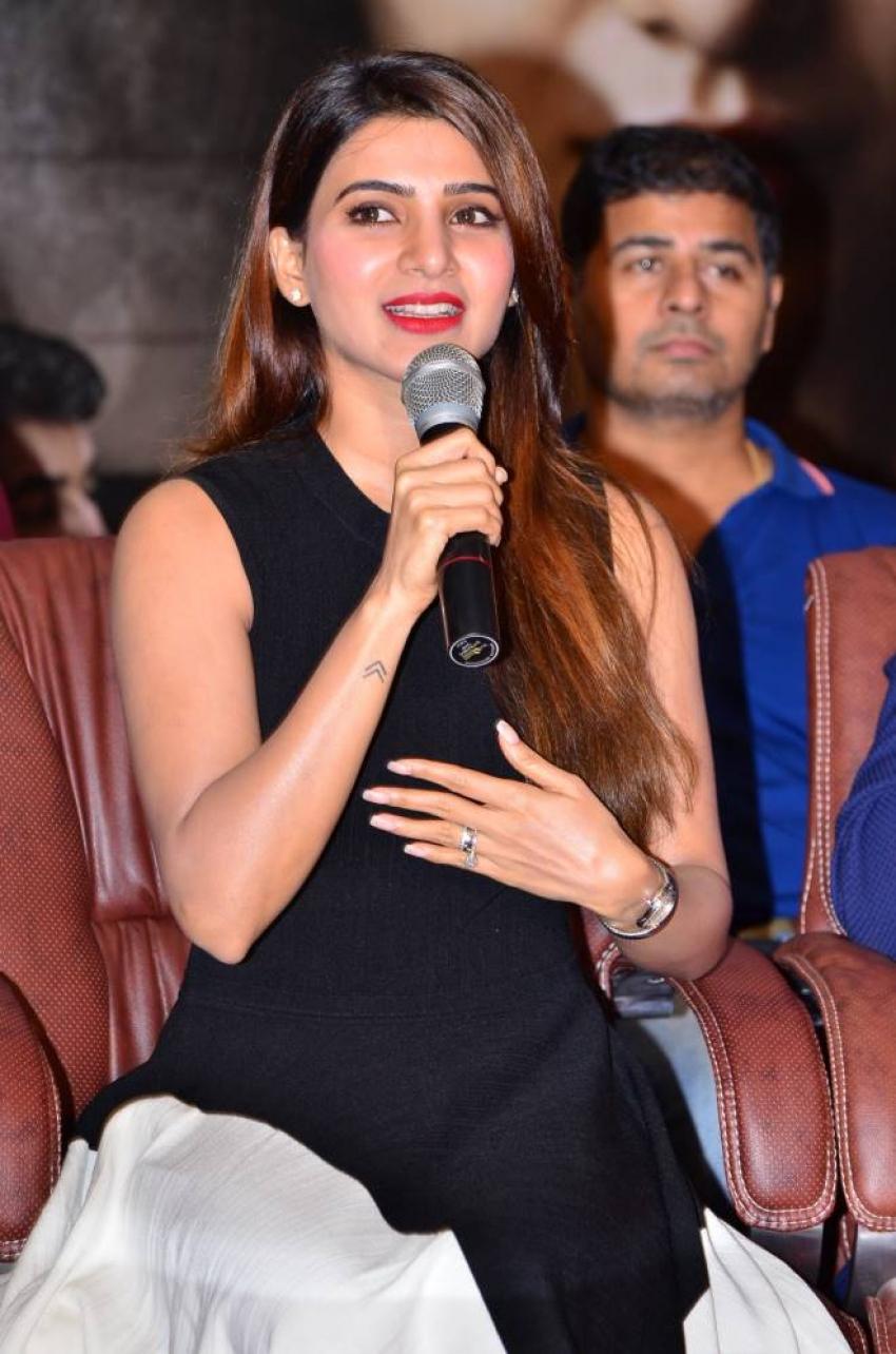 Raju Gari Gadhi 2 Success Meet Photos