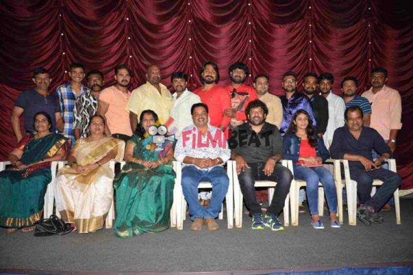Anaadi Press Meet Photos