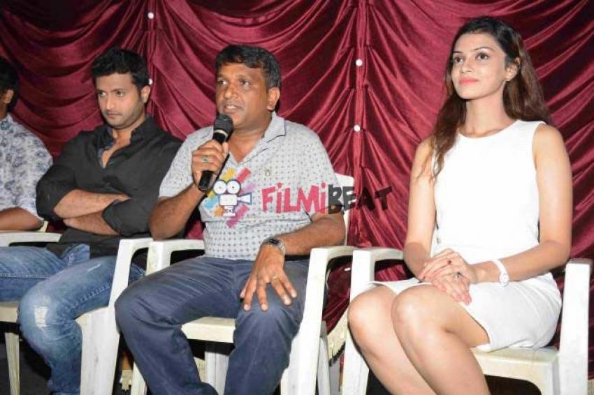 Rama Dhanya Press Meet Photos