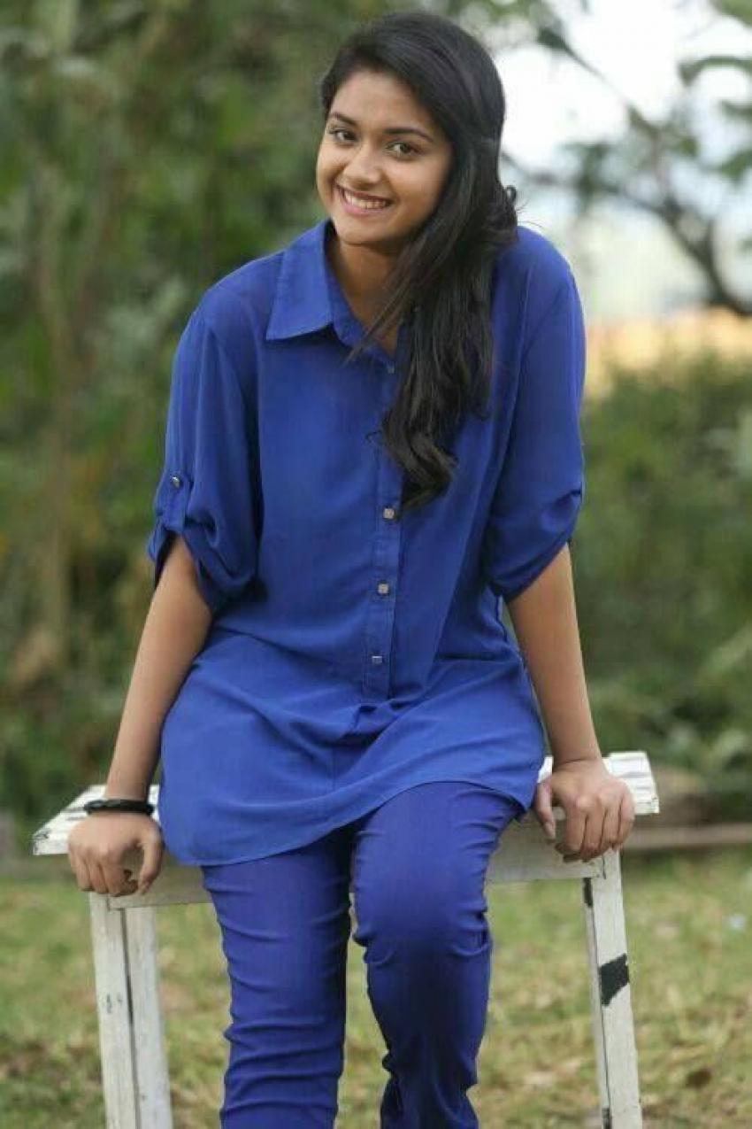 Birthday Special: Actress Keerthy Suresh Rare & Unseen Photos