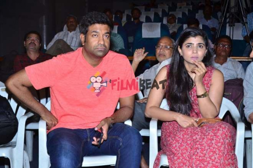 Dhrishti Press Meet Photos