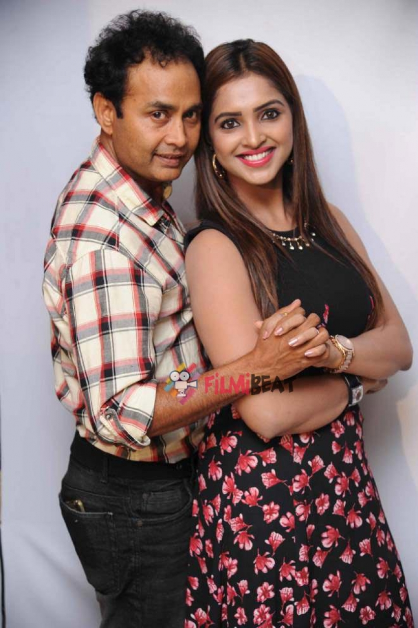 Satya Harishchandra Press Meet Photos