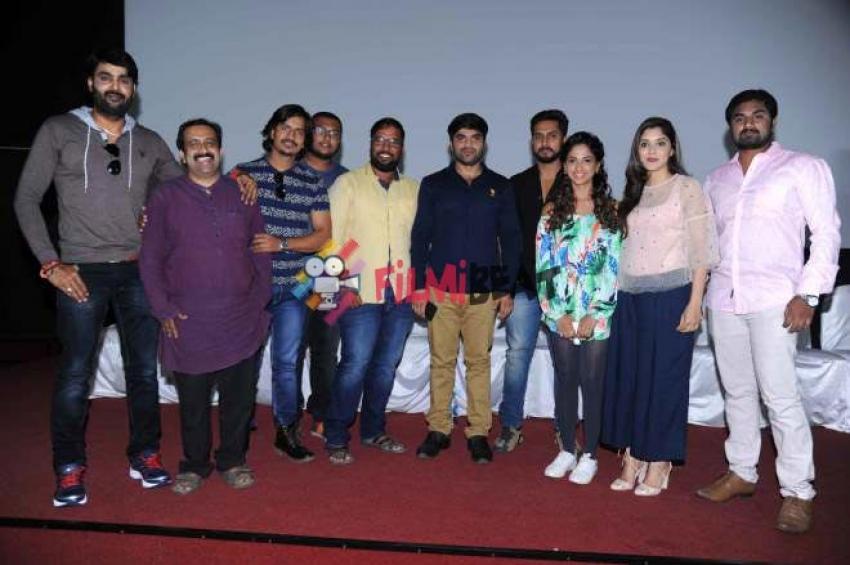 Samyuktha Press Meet Photos