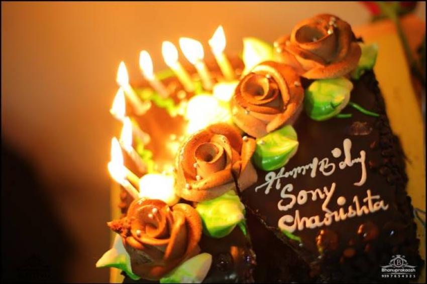 Sony Charishta Birthday Celebration Photos