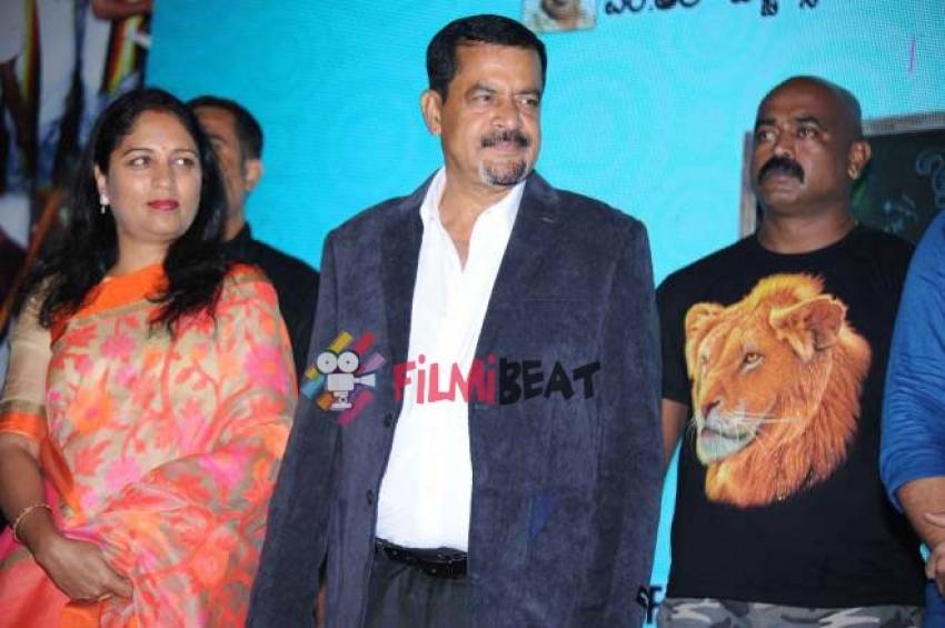 College Kumar Teaser Launch Photos