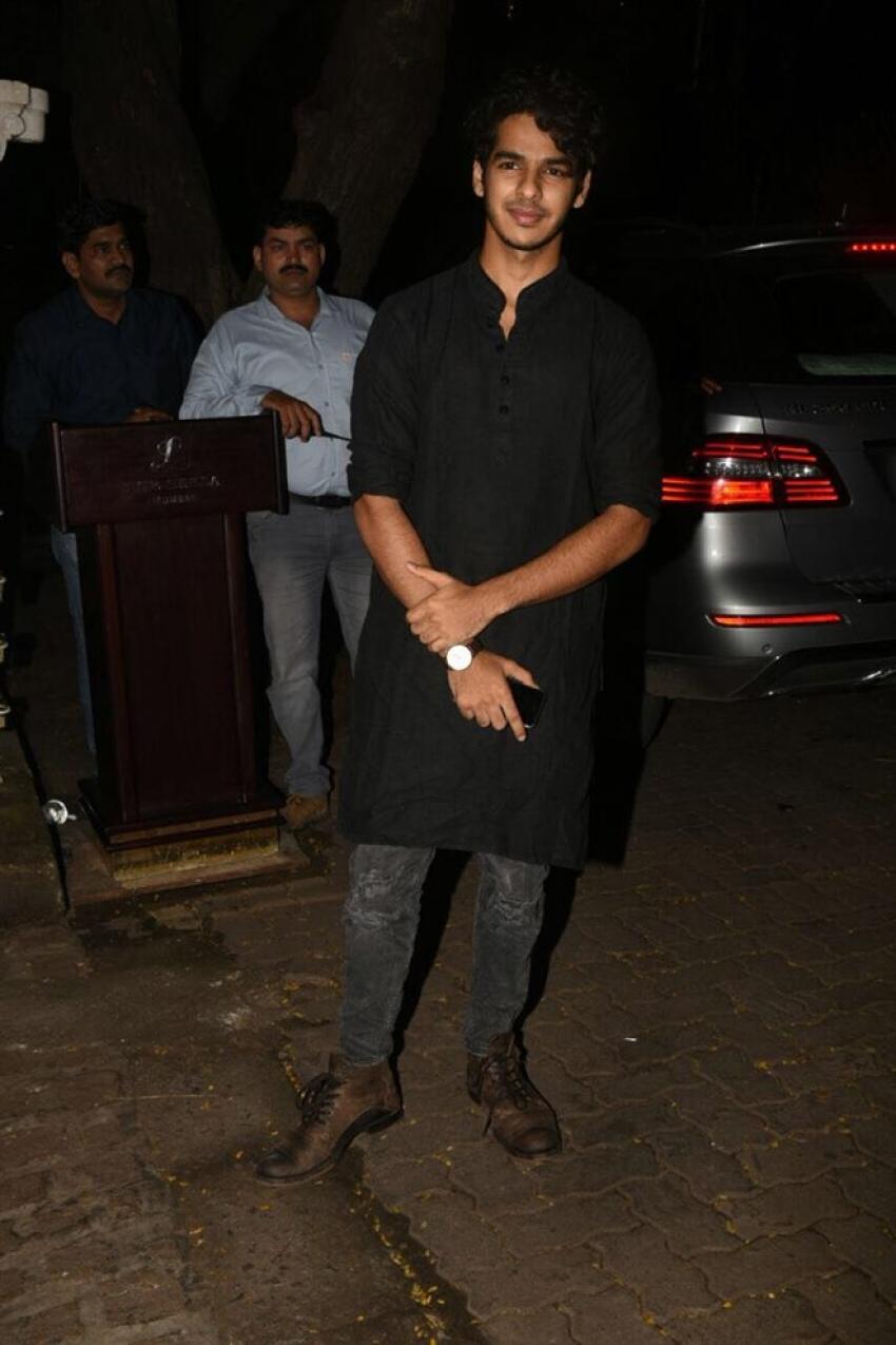 Aamir Khan Diwali Bash 2017 Photos
