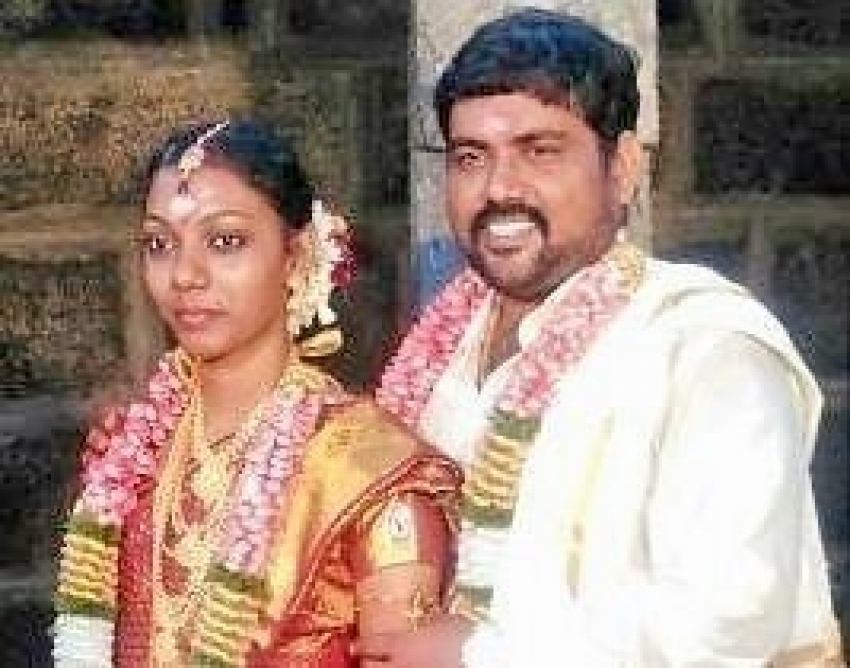 Actor Kaali Venkat Marriage Photos