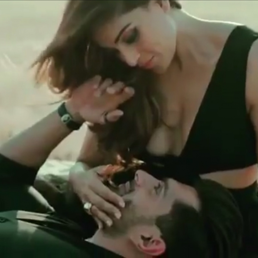 Bipasha Basu And Karan Singh Grover's Sizzling Chemistry In The Latest Ad Photos
